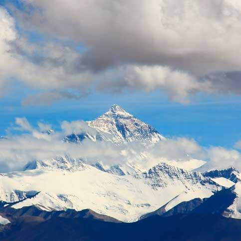 Monte Everest desde Nagarkot