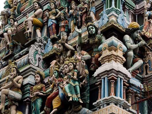 Torre Gopuram Sri Lanka