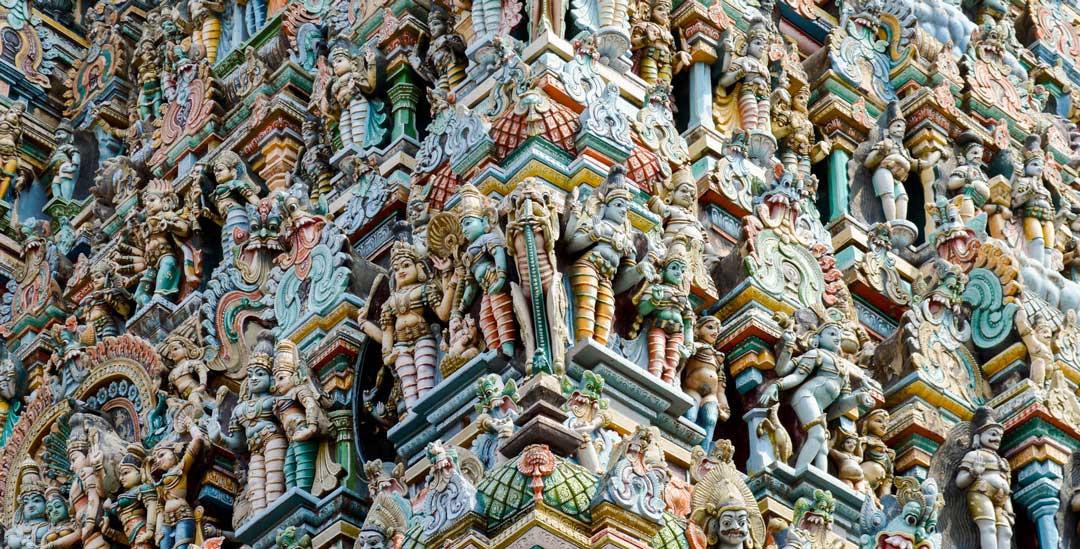 templo India del Sur