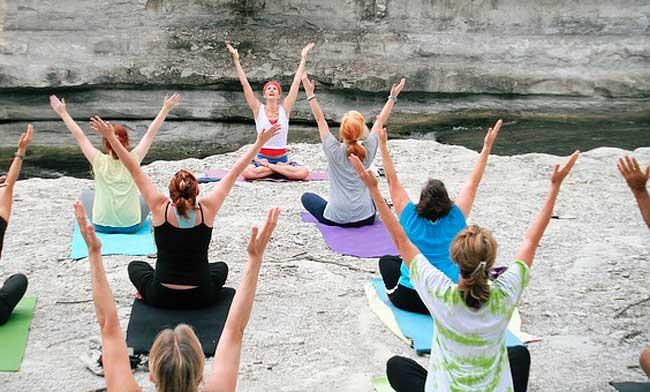 Yoga en Rishikesh