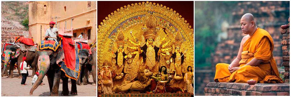 India y Nepal Místicos / Festival Navaratri
