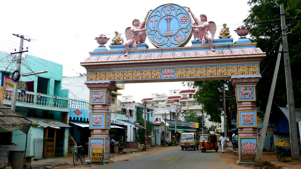 PUTTAPARTHI