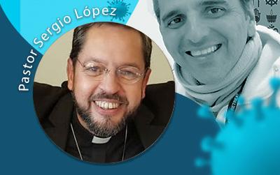 Covid19 y Espiritualidad: Charla con Sergio López
