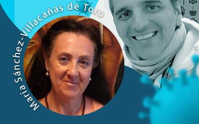 Covid19 y Espiritualidad: Charla con María Sánchez-Villacañas de Toro