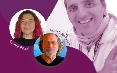 Meditación | Un acto de rebeldía:  Charla con Azima Pozzi y Tabish Romera | Osho Patagonia