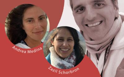 Una mirada a la cosmovisión maya:  Charla con Andrea Medina y Zazil Schorborn